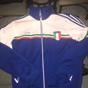 Italia Adidas Jacket